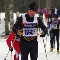 Skiing 90 km - Esbjörn Brolund (13603)