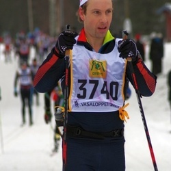 Skiing 90 km - Björn Persson (3740)