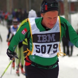 Skiing 90 km - Christian Hadenius (5079)