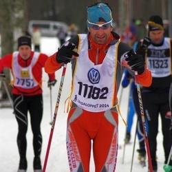 Skiing 90 km - Danilo Scola (11182)