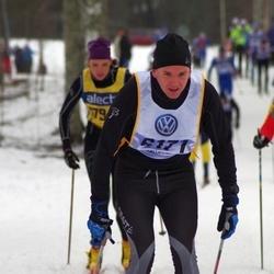 Skiing 90 km - Henrik Edholm (6171)