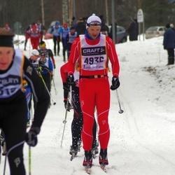 Skiing 90 km - Christian Elsebutangen (4936)