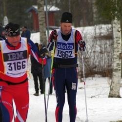Skiing 90 km - David Kroon (13862)