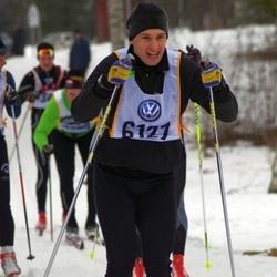 Skiing 90 km - Henrik Ågren (6127)