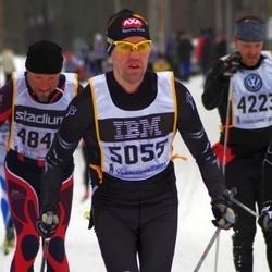 Skiing 90 km - Egil Wallin (5055)