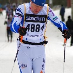 Skiing 90 km - Alar Alumaa (4884)