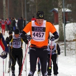 Skiing 90 km - Henrik Syrjä (4457)