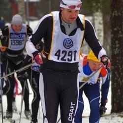 Skiing 90 km - Henrik Svensson (4291)