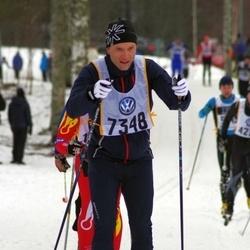 Skiing 90 km - Henrik Grönberg (7348)
