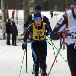Skiing 90 km - Eli Ågedal (18198)