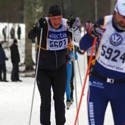 Skiing 90 km - Hoite Cannegieter (5601)