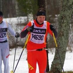 Skiing 90 km - Anders Björklund (14690)