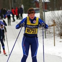 Skiing 90 km - Andrea Wickbom (18793)