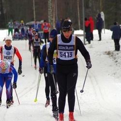 Skiing 90 km - Axel Rällfors (5413)