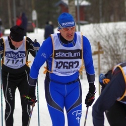 Skiing 90 km - Carsten Krause (12682)