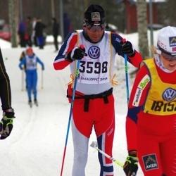 Skiing 90 km - Esben Töllefsen (3598)