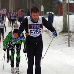 Skiing 90 km - Christofer Höglund (6283)