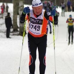 Skiing 90 km - Boris Forsman (6749)