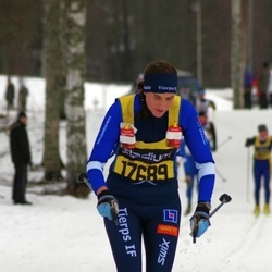 Skiing 90 km - Caroline Ström (17689)