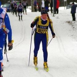 Skiing 90 km - Britt Jaaska (18277)