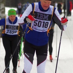Skiing 90 km - Alfred Duse (5018)