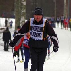 Skiing 90 km - Henry Buttler (10280)