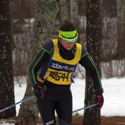 Skiing 90 km - Daniela Soster (18644)