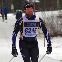 Skiing 90 km - Dennis Eriksson (6245)