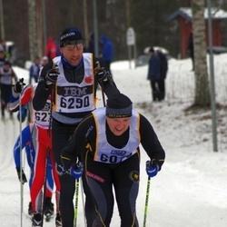 Skiing 90 km - Axel Boethius (6290)