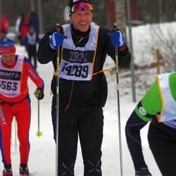 Skiing 90 km - Eirik Torgersen Engstad (14289)