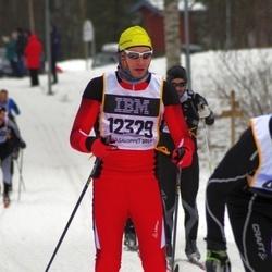 Skiing 90 km - Dmitry Hanski (12329)