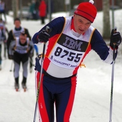 Skiing 90 km - Christer Johansson (8755)