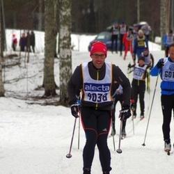 Skiing 90 km - Daniel Schreiber (4058)
