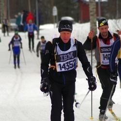 Skiing 90 km - Christian Josefsson (14352)