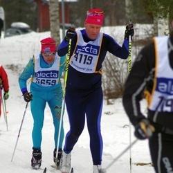 Skiing 90 km - Christer Grankvist (4119)