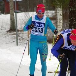 Skiing 90 km - Henrik Hedberg (5659)