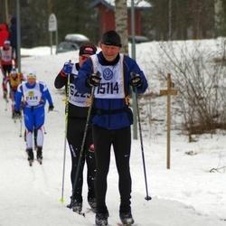 Skiing 90 km - Axel Kristoffersen (15114)