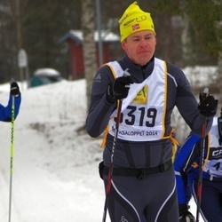 Skiing 90 km - Daniel Granvoll (5319)