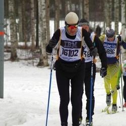 Skiing 90 km - Adalberto Daldoss (16102)