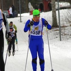 Skiing 90 km - Edvin Remb (6558)