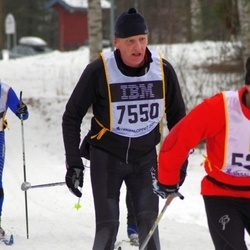 Skiing 90 km - Anders Pettersson (7550)