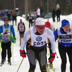 Skiing 90 km - Bo Hansen (6021)
