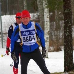 Skiing 90 km - Anders Björklund (9604)
