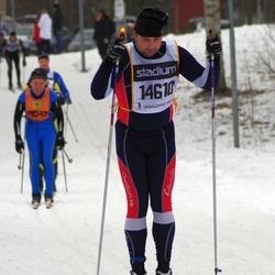Skiing 90 km - Fredrik Hagelöf (14610)