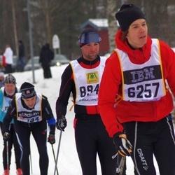Skiing 90 km - Daniel Wennlund (6257)