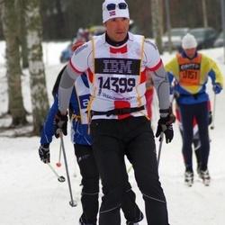 Skiing 90 km - Didier Mayenzet (14399)