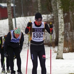 Skiing 90 km - Henrik Persson (6302)