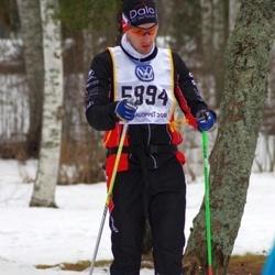 Skiing 90 km - Börje Svensson (5994)