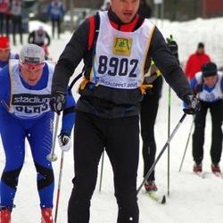 Skiing 90 km - Anders Hastrup Jensen (8902)