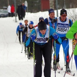 Skiing 90 km - Jean-Marc Berliat (15934)